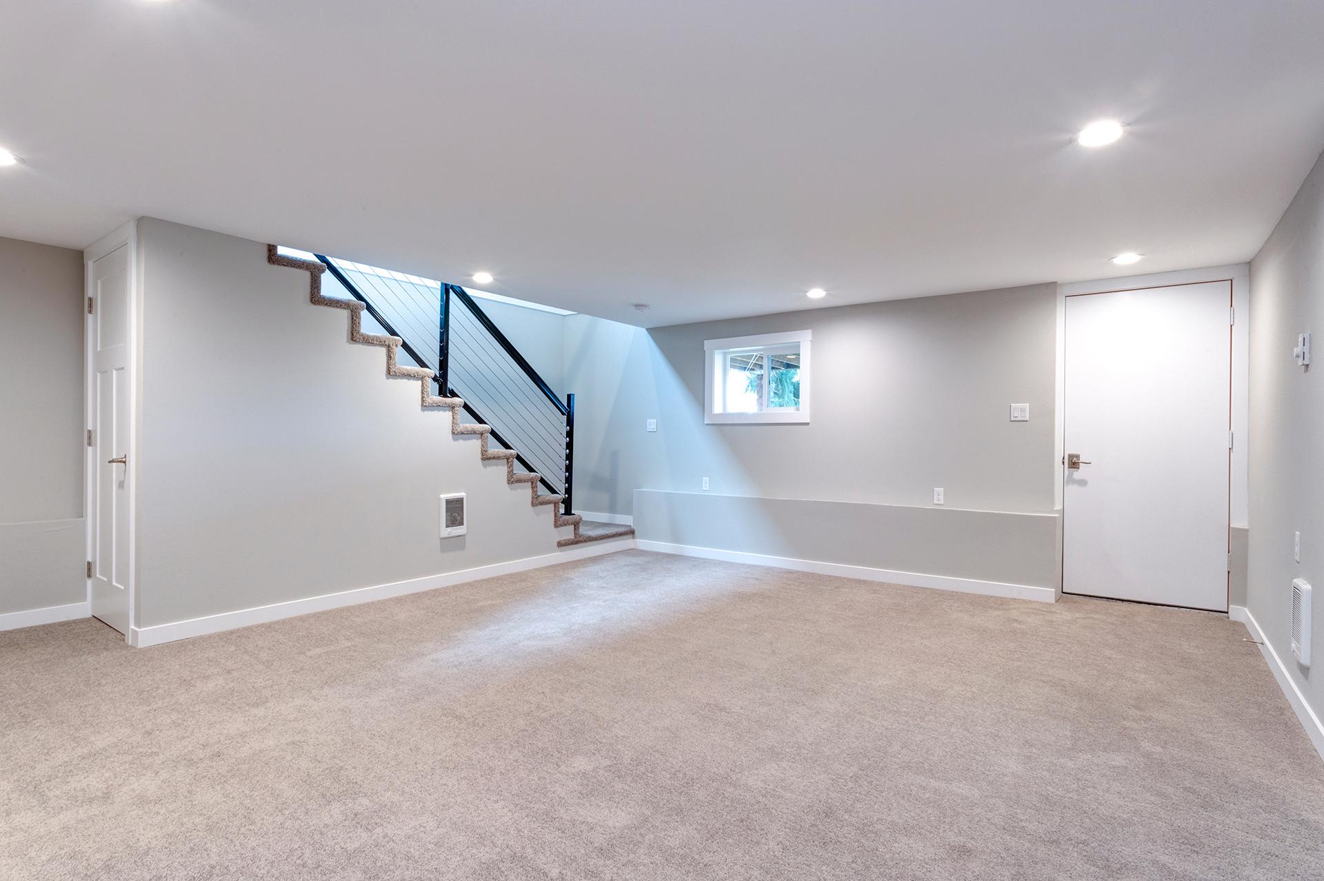 northern michigan waterproof basement
